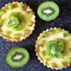 Kiwi custard tart recipe