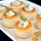 Homemade Smoked Salmon Pâté Appetizers