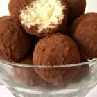 Coconut Balls with Condensed Milk (No Bake)