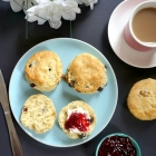 Traditional British Scones