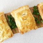 Potato, Cheese and Onion Pasty