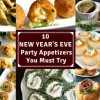 10 Superlicious New Year's Eve Party Appetizers You Must Try