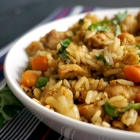 Healthy Chinese Chicken Fried Rice Recipe