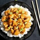 Healthy Chinese Orange Chicken Recipe