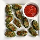 Healthy Baked Veggie Tots