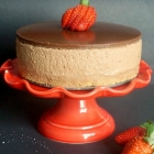 Nutella Cheesecake with Mascarpone