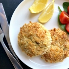 Healthy Baked Salmon Patties