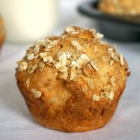 Healthy Banana Muffins for Kids (No Sugar)