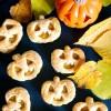 Jack-O'-Lantern Pumpkin Hand Pies