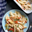 Mary Berry's Creamy Chicken Pasta Bake