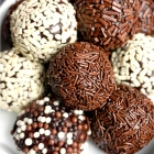 Brazilian Chocolate Brigadeiros Recipe