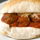 Crock Pot Meatball Sliders