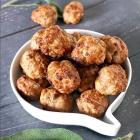 Sausage Stuffing Balls