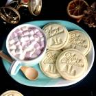Christmas Stamped Cookies Recipe