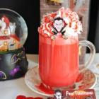 Bloody-Good Red Velvet Hot Chocolate