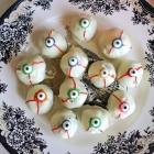 Halloween Eyeball Oreo Truffles