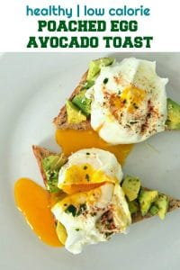 Poached Egg Avocado Toast must be the healthiest way to start your day. This vegetarian breakfast barely requires any effort, it has all the nutrients the body needs to work well and above all, it is super delicious.