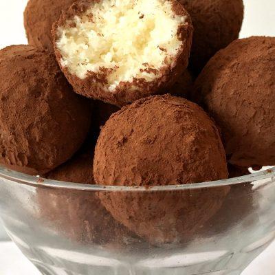 Coconut Balls with Condensed Milk (No Bake)