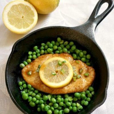 Easy Lemon Chicken Recipe