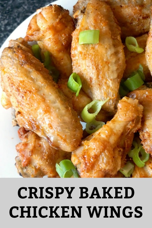 My Gorgeous Recipes Extra Crispy Baked Chicken Wings