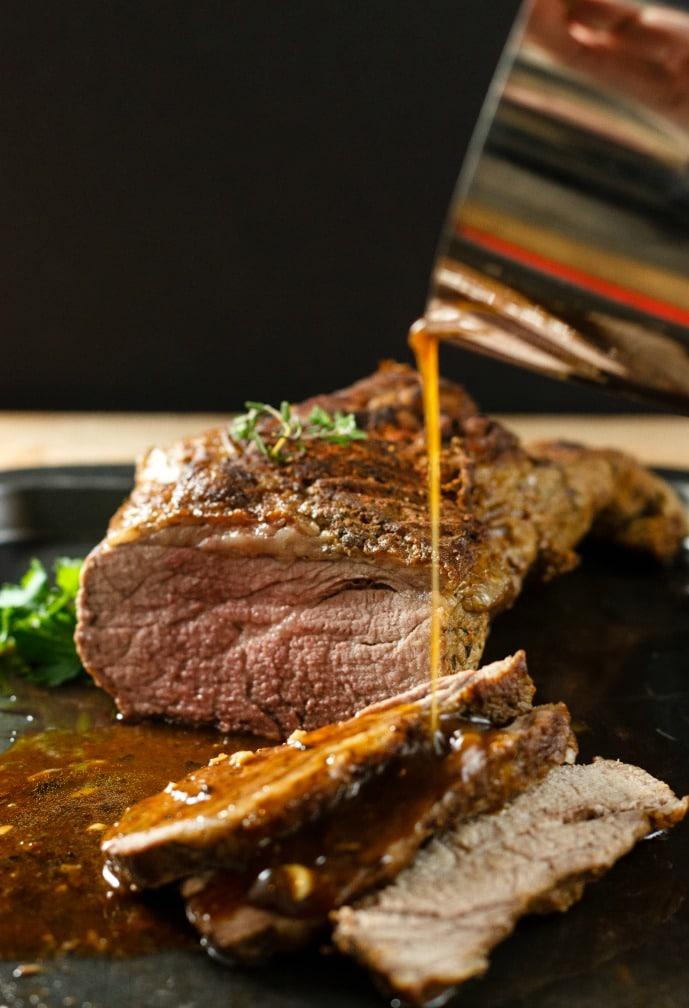 An Easy One Pot Beef Roast