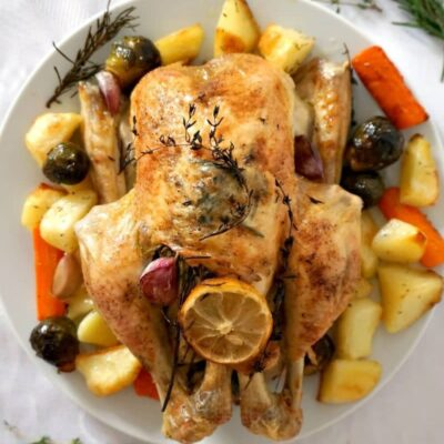 How to Roast a Whole Chicken to Perfection+ 21 Recipes
