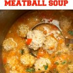 """Romanian Meatball Soup, truly a classic and most certainly a much loved soup. Hearty, and comforting, but low calorie, high protein and gluten free, our """"ciorba de perisoare"""" has been a favourite for years, and is regarded as one of our traditional dishes."""