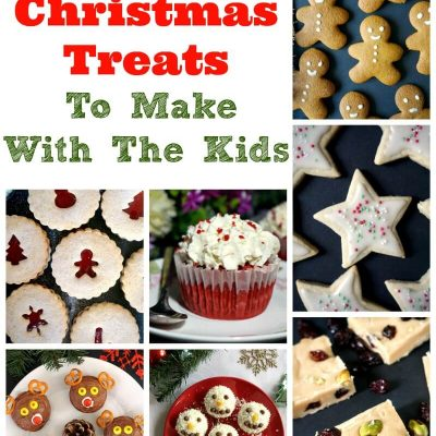 Easy Christmas Treats To Make With The Kids