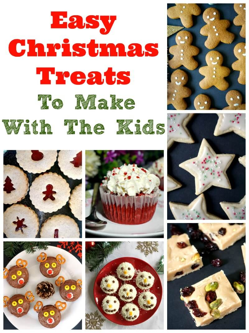Easy Christmas Treats.Easy Christmas Treats To Make With The Kids My Gorgeous