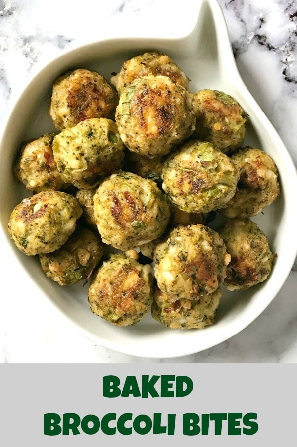 Baked Broccoli Bites, a deliciously healthy and low-in-calorie snack that even broccoli haters will love. These balls can be enjoyed by kids and grown-ups alike, and are super simple to make. Whether you make them for a picnic, kids' school lunch box, or simply a healthy snack in between meals, my fantastic cheesy broccoli bites are sure to please a crowd.