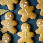 Soft Gingerbread Man Cookies with a nice blend of spices, the best cookie recipe for the festive season. Kids will absolutely love them, and the grown-ups too. They taste a lot better than the store-bought ones, and are quick and easy to make. A must-try recipe!