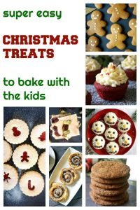 Just a few days left to Christmas, the merriest time of the year. These are the happiest moments to spend with your loved ones, so let's make the most of it with these easy Christmas treats that your little ones will adore. Fun to bake, and even more fun to enjoy, these treats are very easy to make, even by complete beginners.