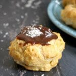 Easy Profiteroles Recipe (Cream Puffs)