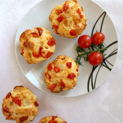 Baby Led Weaning Savoury Muffins