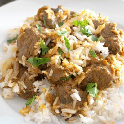 Beef Biryani Recipe